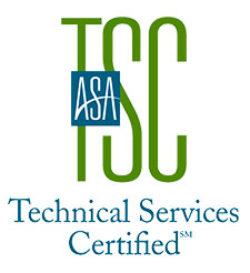 Technical Services Certified badge